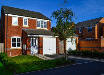 Thumbnail 3 bed detached house for sale in Woodpecker Close, Sandbach