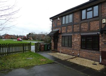 Thumbnail 2 bed end terrace house for sale in Hamar Way, Marston Green, Solihull