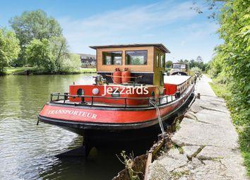 Thumbnail 3 bedroom houseboat for sale in Platts Eyot, Hampton