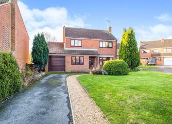 Thumbnail 4 bed detached house for sale in Croft Farm Close, Everton, Doncaster