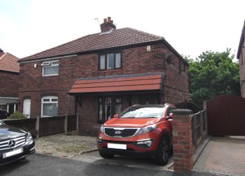 Thumbnail 2 bed semi-detached house for sale in Old Mill Avenue, Sutton Leach, St. Helens