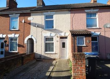 Thumbnail 3 bed terraced house to rent in York Road, Ipswich