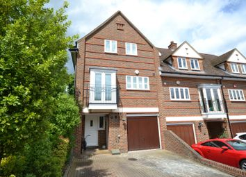 Thumbnail 4 bed end terrace house for sale in St. Nicholas Crescent, Pyrford, Woking