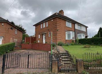 Thumbnail 3 bed semi-detached house for sale in Norrington Road, Northfield, Birmingham, West Midlands