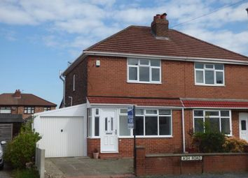 Thumbnail 2 bed semi-detached house for sale in Ash Road, Penketh, Warrington, Cheshire