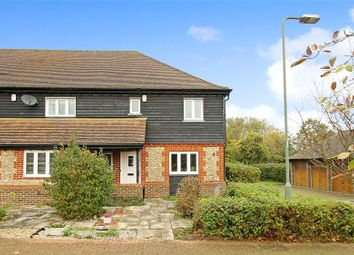 Thumbnail 3 bed end terrace house for sale in Glovers Close, Biggin Hill, Westerham