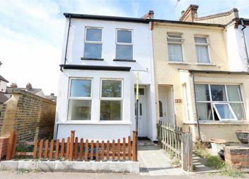 Thumbnail 3 bedroom end terrace house for sale in North Road, Westcliff On Sea, Essex