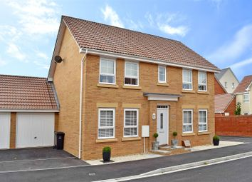 Thumbnail 4 bed detached house for sale in Mill House Road, Norton Fitzwarren, Taunton