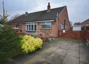 Thumbnail 2 bedroom semi-detached bungalow for sale in Tennyson Ave, Crewe