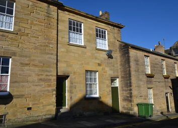 Thumbnail 4 bed terraced house for sale in Old Bank House, St Michaels Lane, Alnwick