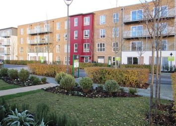 Thumbnail 1 bed flat to rent in Brecon Lodge, 2 Wintergreen Boulevard, West Drayton, Middlesex