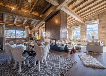 Thumbnail 7 bed property for sale in Chalet Blazing, Megève, Auvergne-Rhone-Alpes, France