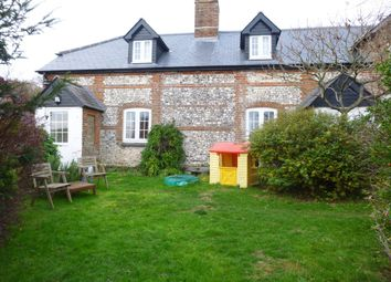 Thumbnail 3 bed semi-detached house to rent in Itchen Down, Itchen Abbas, Winchester
