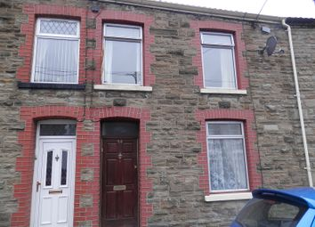 Thumbnail 3 bed property for sale in Margaret Street, Tynewydd, Rhondda Cynon Taff.