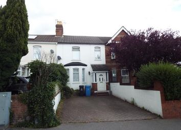 Thumbnail 3 bed terraced house for sale in Ashley Road, Parkstone, Poole