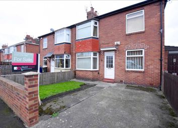 Thumbnail 2 bedroom flat for sale in Borrowdale Avenue, Walkergate, Newcastle Upon Tyne