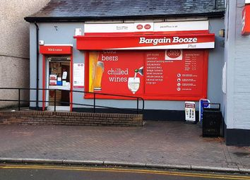 Thumbnail Retail premises for sale in Wrexham