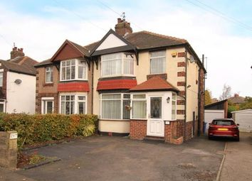 Thumbnail 3 bed semi-detached house for sale in Greenhill Avenue, Sheffield, South Yorkshire