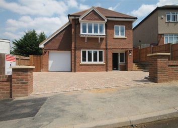 Thumbnail 4 bed detached house for sale in Garratts Road, Bushey, Hertfordshire