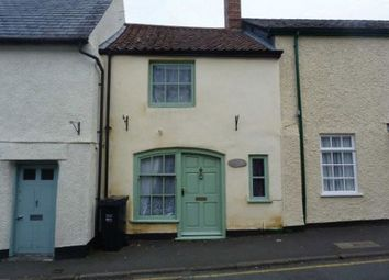 Thumbnail 1 bed terraced house to rent in Bampton Street, Minehead