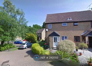 Thumbnail 1 bed end terrace house to rent in Chevening Close, Crawley