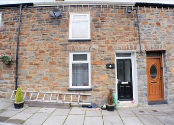 2 bed terraced house for sale in Railway Terrace, Cwmparc, Treorchy CF42