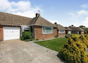 Thumbnail 2 bed bungalow for sale in Fieldway, Broad Oak, Rye, East Sussex