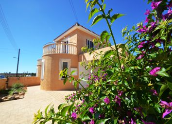 Thumbnail 3 bed detached house for sale in Navpliou, Xylophagou, Famagusta, Cyprus
