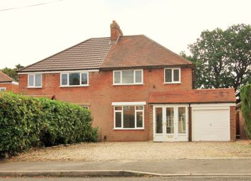 Thumbnail 3 bed semi-detached house to rent in Charlecote Croft, Shirley, Solihull