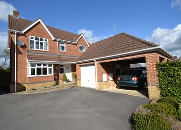 Thumbnail 4 bed detached house for sale in Woodland Avenue, Dursley