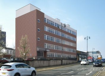 Thumbnail 1 bed flat for sale in Edward Street, Stockport