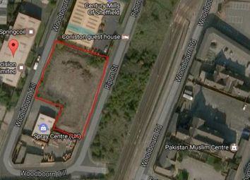 Thumbnail Warehouse for sale in Land At Woodbourn Hill/Ripon Street, Sheffield