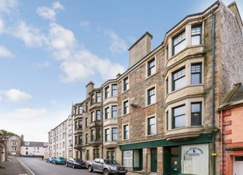 Thumbnail 2 bed flat for sale in Bishop Street, Rothesay, Isle Of Bute