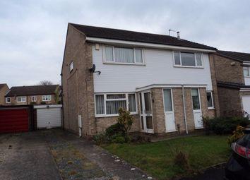 Thumbnail 2 bed semi-detached house to rent in Kilmarnock Road, Darlington