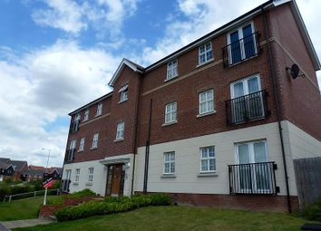 Thumbnail 2 bed flat for sale in Kittiwake Court, Stowmarket