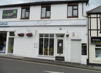 Thumbnail Restaurant/cafe for sale in Soresby Street, Chesterfield