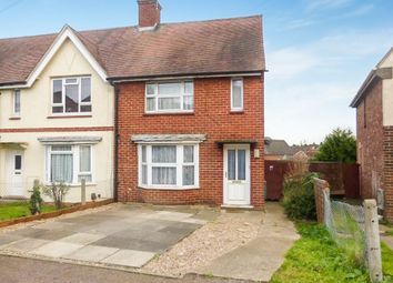 Thumbnail 2 bed end terrace house for sale in Jubilee Crescent, Wellingborough