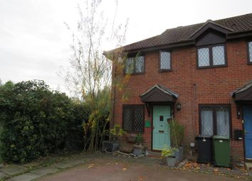 Thumbnail 2 bed end terrace house for sale in Margaret Reeve Close, Wymondham