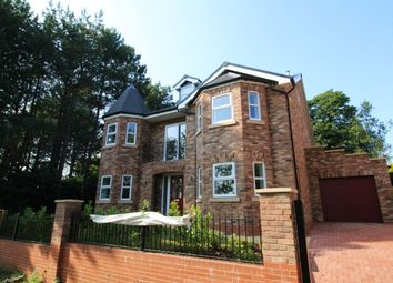 Thumbnail 5 bed detached house for sale in Lakeside, Astbury, Congleton