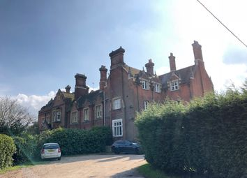 Thumbnail 2 bed flat for sale in Ockley Road, Beare Green, Dorking