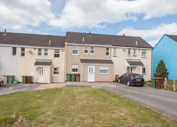 Thumbnail 3 bed terraced house for sale in Cramber Close, Roborough, Plymouth
