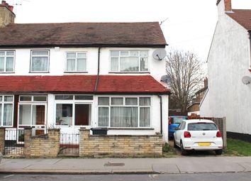 Thumbnail 3 bed end terrace house for sale in Midhurst Avenue, Croydon