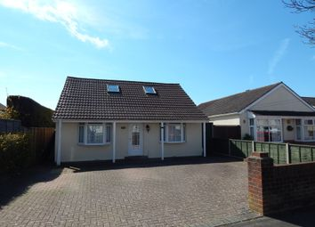 Thumbnail 3 bed detached bungalow for sale in Central Road, Drayton, Portsmouth