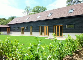 Thumbnail 4 bed barn conversion to rent in Blackboys, Uckfield