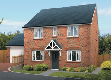 Thumbnail 4 bed end terrace house for sale in The Bedford, Squires Meadow, Lea, Ross-On-Wye, Herefordshire