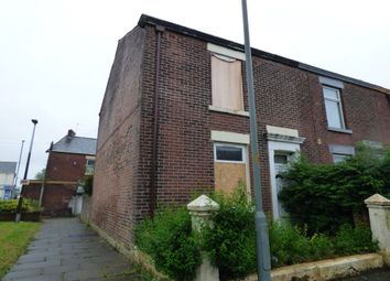 Thumbnail 2 bed terraced house for sale in Wareham Street, Blackburn