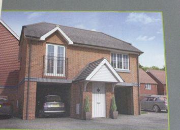Thumbnail 1 bed flat to rent in Burden Drive, Salisbury