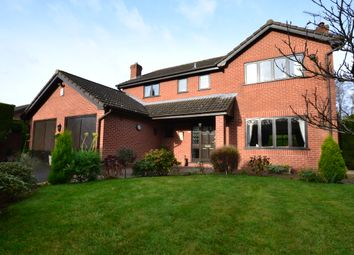 Thumbnail 5 bed detached house for sale in Chartwood, Loggerheads, Market Drayton