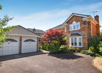 Thumbnail 4 bed detached house for sale in Pipits Croft, Bicester