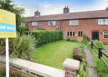 Thumbnail 2 bed terraced house for sale in Mill Road, Sutton, Norwich